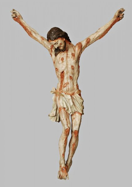Unknown , Plague crucifix from Kremnica